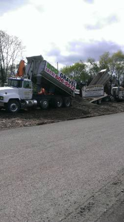 Cameron Dirt Works driveway removal